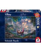 Puzzle Schmidt de 1000 piese - Thomas Kinkade Tangled