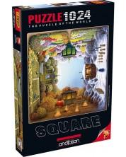 Puzzle patrat Anatolian de 1024 piese - Patru sezoane, Yasen Yerka
