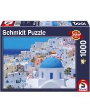 Puzzle Schmidt de 1000 piese - Santorini, Cyclades