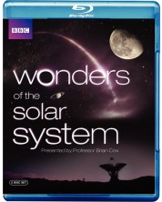 Wonders Of The Solar System (Blu-Ray)