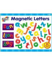 Litere magnetice Galt - Alfabetul englez, 80 de bucati -1