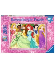 Puzzle Ravensburger de 200 XXL piese - Printese Disney