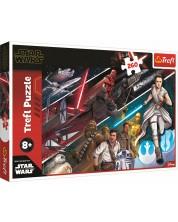 Puzzle Trefl de 260 piese - Intr-o galaxie indepartata, Star Wars