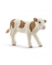 Figurina Schleich Farm Life - Vitel Simmental