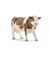 Figurina Schleich - Vaca Simmental