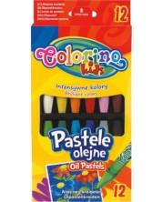 Pasteluri uleioase - Set de 12 culori -1