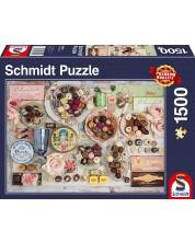 Puzzle Schmidt de 1500 piese - Nostalgic Chocolates