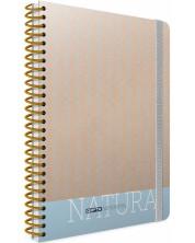 Caiet scolar 120 file Gipta Nature - Albstru