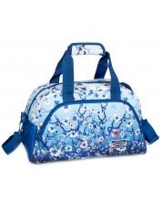 Geanta sport J. M. Inacio Eastwick - Floral Blue