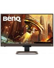 """Monitor gaming BenQ - EX2780Q, 27"""", IPS, 144Hz, 2K, FreeSync, gri -1"""