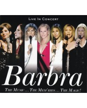 Barbra Streisand - The Music...The Mem'ries...The Magic! (2 CD)