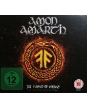Amon Amarth - The Pursuit Of Vikings: 25 Years In The (Deluxe)