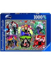 Puzzle Ravensburger de 1000 piese - Raufacatorii Disney