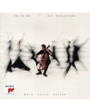 Yo-Yo Ma - Six Evolutions - Bach: Cello Suites (CD)
