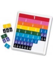 Joc educativ pentru copii Learning Resources - Invata fractiile -1