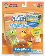 Set de joaca pentru copii Learning Resources - Romper si Flaps