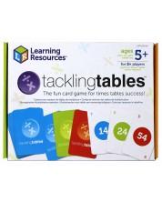 Joc matematic Learning Resources - Carti de inmultire si impartire -1
