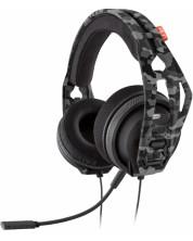 Casti gaming Plantronics RIG - 400HX, gri