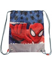Sac sport cu siret Cerda – Spiderman