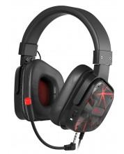 Casti gaming cu microfon Genesis - Argon 570, negre