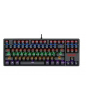 Tastatura gaming Redragon - Daksa K576R-BK, neagra