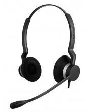 Casti cu microfon Jabra BIZ - 2300, negre