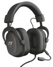 Casti gamingTrust - GXT414 Zamak Premium, negre