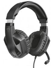 Casti gaming TRUST GXT - 412 Celaz Multiplatform,  negre