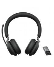 Casti Jabra Evolve2 65 - MS Stereo + Link380, negre