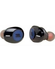 Casti wireless JBL - Tune 120TWS, albastre