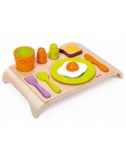 Set de joaca Mic dejun din lemn  -1