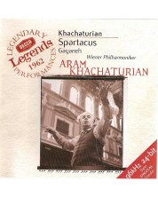 Aram Il'yich Khachaturian - Khachaturian: Spartacus; Gayaneh; The Seasons (CD)