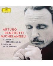 Arturo Benedetti Michelangeli - Complete Recordings On Deutsche Grammophon (CD)