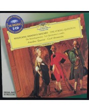 Amadeus Quartet - Mozart: the String Quintets (2 CD)