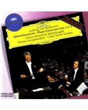 Arturo Benedetti Michelangeli - Beethoven: Piano Concertos Nos.1 & 3 (CD)