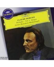 Arturo Benedetti Michelangeli - Debussy: Preludes (I); Images (CD)