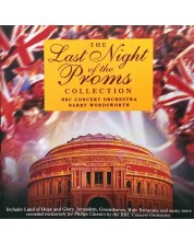 Barry Wordsworth - The Last Night of the Proms Collection (CD)