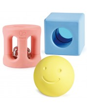 Zornaitoare pentru bebelusi Hape - Figuri geometrice -1
