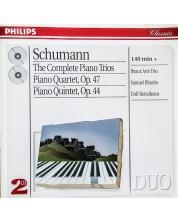Beaux Arts Trio - Schumann: The Complete Piano Trios/Piano Quartet/Piano Quintet (2 CD)