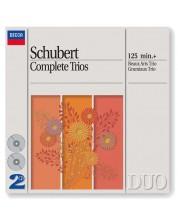 Beaux Arts Trio, Grumiaux Trio - Schubert: Complete Trios (2 CD)