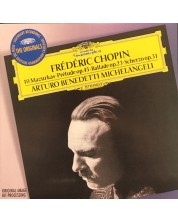 Chopin: 10 Mazurkas; Prélude Op.45; Ballade Op.23; Scherzo Op.31 (CD)