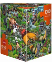 Puzzle Heye de 1000 piese - Gulliver, Юли Oesterle