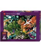 Puzzle Heye de 1000 piese - Filmele lui Steven Spielberg, Alexandri Clarice