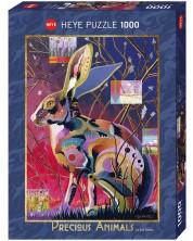 Puzzle Heye de 1000 piese - Avertisment, Bob Kuntz