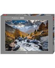 Puzzle Heye de 1000 piese - Parau de munte, Alexander von Humboldt
