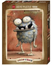 Puzzle Heye de 1000 piese - Monster High!, Johannes Potma