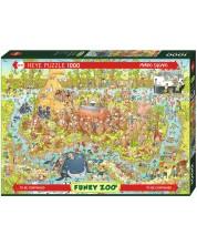 Puzzle Heye de 1000 piese - Habitat australian, Marino Degano