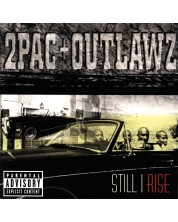2 Pac & Outlawz - Still I Rise (CD)