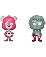 Set figurine Funko Pop! Games: Fortnite - Cuddle Team Leader & Love Ranger