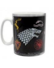 Cana Game of Thrones - Thrones Sigils -1